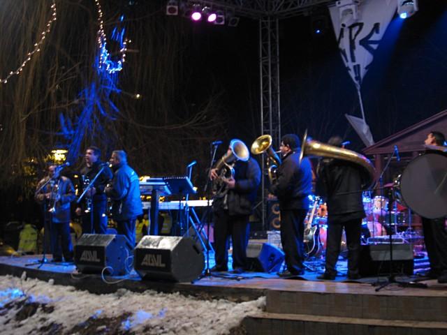 Duvački orkestar iz Grdelice
