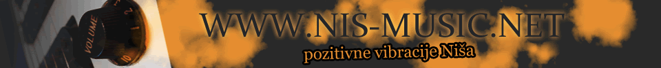 Blog o muzickim desavanjima u Nisu, muzicki, mladim (demo) bendovima, kaficima, klubovima&#8230;