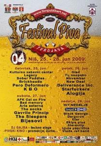 BeerFest Nis 2009