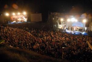 Letnja pozornica - Dzez festival Nisvil 2008