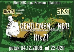 Gentlemen Not