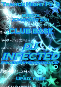 Trance night pt. 3 Club Base