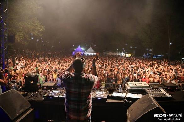 Eco fest 2013, DJ Rush