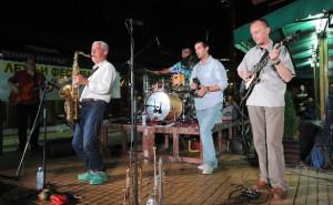 Jovan Maljokovic Balkan Salsa Band (Copy)